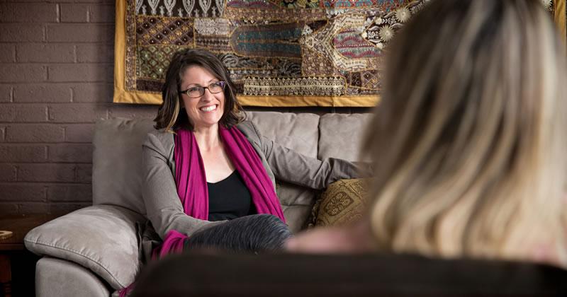 Sarah Schlote the therapist